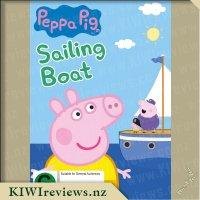 PeppaPig:SailingBoat
