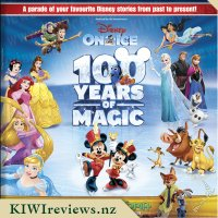 Disney on Ice Celebrates 100 Years of Magic - 2018