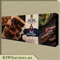 Beak & Sons BBQ Pork Ribs - Hickory