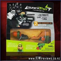 LazerTag&nbsp;:&nbsp;2-pack&nbsp;Accessories&nbsp;Kit