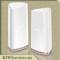 D-Link COVR-2202 High-Powered Tri-Band Seamless Wi-Fi Mesh System