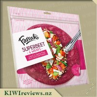 Farrah's Superbeet Wraps