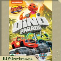 Blaze & the Monster Machines: Dino Parade