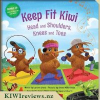 Keep Fit Kiwi: Head and Shoulders, Knees and Toes