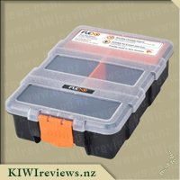 flexo - Small Heavy-Duty Plastic Storage Bin