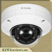 D-Link Vigilance Outdoor Dome PoE Network Camera - DCS-4633EV
