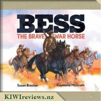 Bess The Brave War Horse
