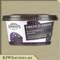 Barker's Fruit For Cheese - Blackberry & Brandy