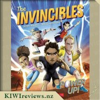 TheInvincibles#1:PowerUp!