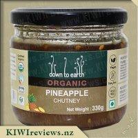 DowntoEarthOrganicChutney-Pineapple