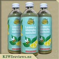 Pete's Natural - Lemon & Manuka Switchel