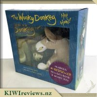 The Wonky Donkey and Plush Toy