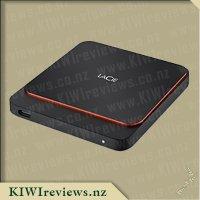 LaCie Portable SSD - STHK500800