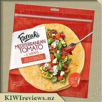 Farrah's Wraps - Mediterranean Tomato