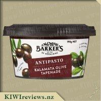 Barker's Antipasto - Kalamata Olive Tapenade