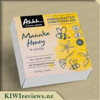 Ahhh... Manuka Honey and Vanilla Conditioner Bar