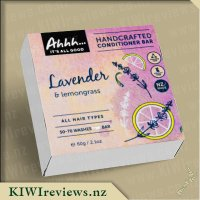 Ahhh... Lavender and Lemongrass Conditioner Bar