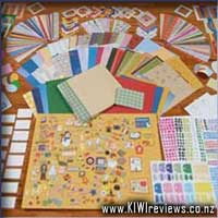 Scrapbooking Memories 5000 Piece Kit