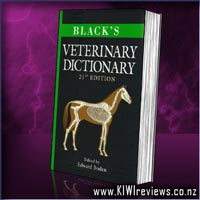 Black's Veterinary Dictionary 21st Edition