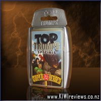 Top Trumps : Specials - DC Super Heroes 1