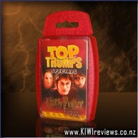 Top Trumps : Specials - Harry Potter and the Goblet of Fire
