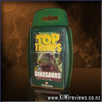 Top Trumps : Dinosaurs