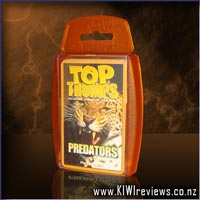 Top&nbsp;Trumps&nbsp;:&nbsp;Predators