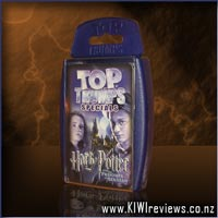 Top Trumps : Specials - Harry Potter and the Prizoner of Azkaban