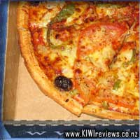 Hell Pizza - Palmerston North product reviews : Impartial NZ