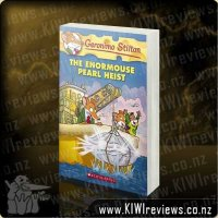 The Enormouse Pearl Heist (Geronimo Stilton, No.51)-ExLibrary