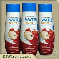 rating 99 sodastream waters fruits - Sodastream Reviews